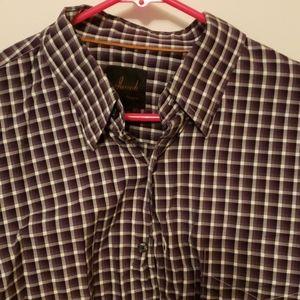 Large Jos a bank dress shirt